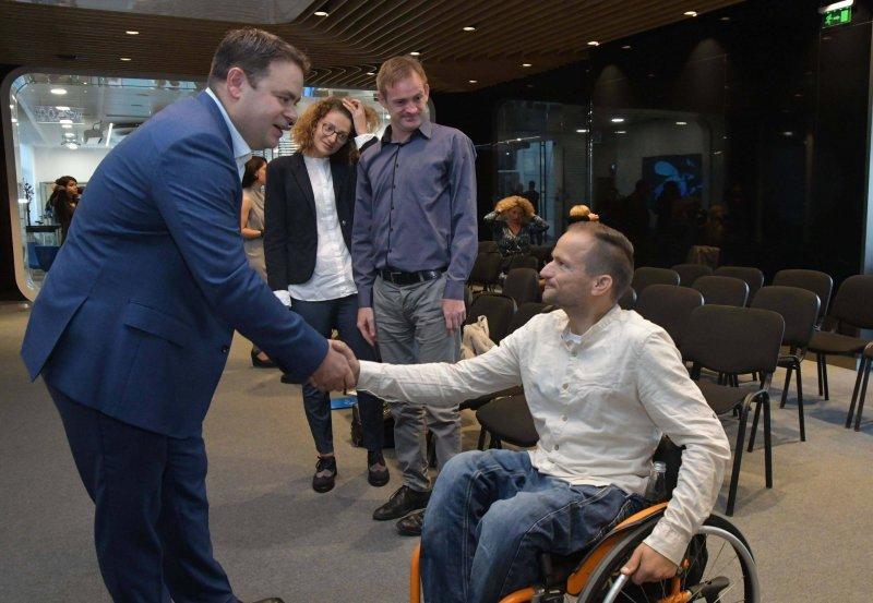 Теленор посрещна 4 нови ГЕРОИ по програмата Open Mind 2018