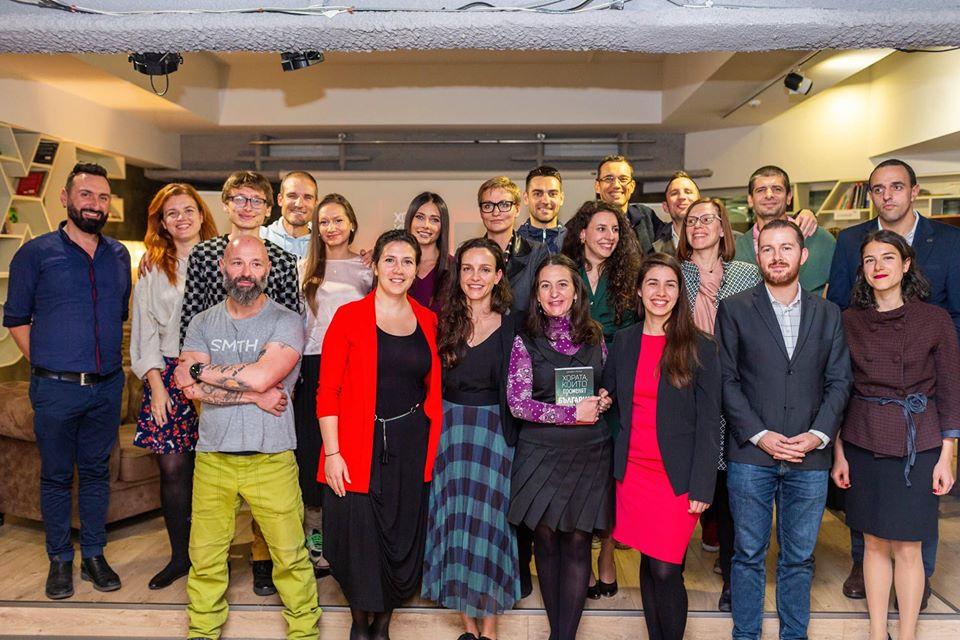 30 участници в книгата Хората които променят България