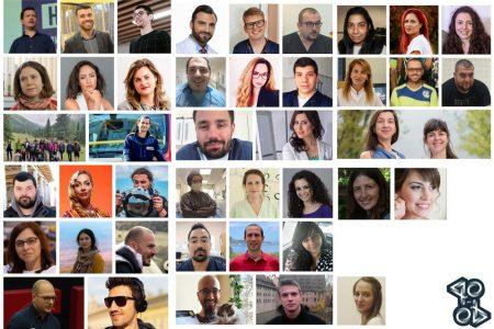 Кои са новите 40 вдъхновяващи личности от поредицата 40до40 на Дарик радио
